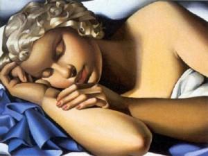 sogni tamara de Lempicka